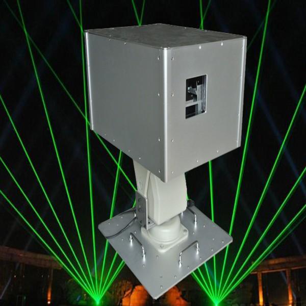 Green laser 8000MW Waterproof Moving Head Laser Lighting