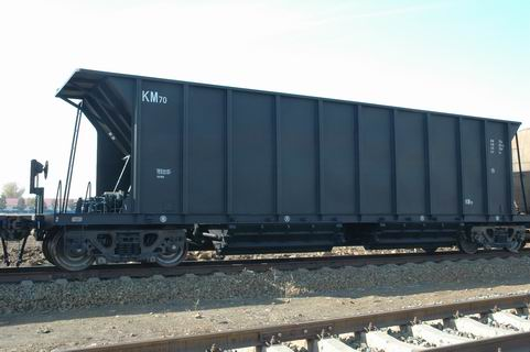 railway hopper bogie wagon