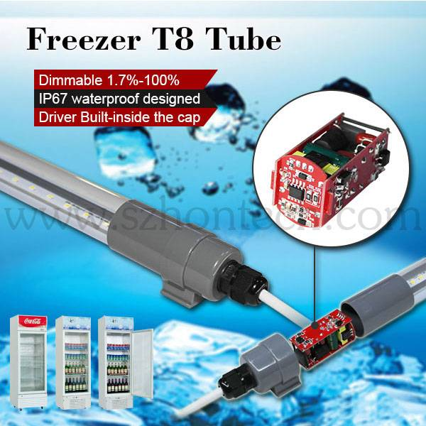 1200mm 16w waterpoof led tube light