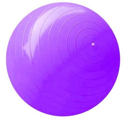 Anti-brust PVC Fitness Ball/Yoga Ball /Gym Ball
