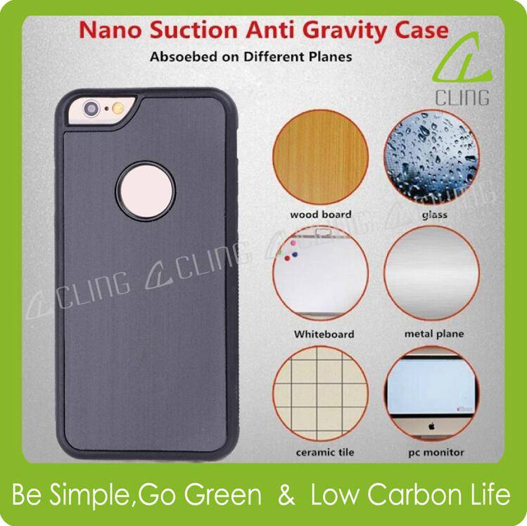 Nano Material Suction Protective Anti Gravity Case for iPhone 7