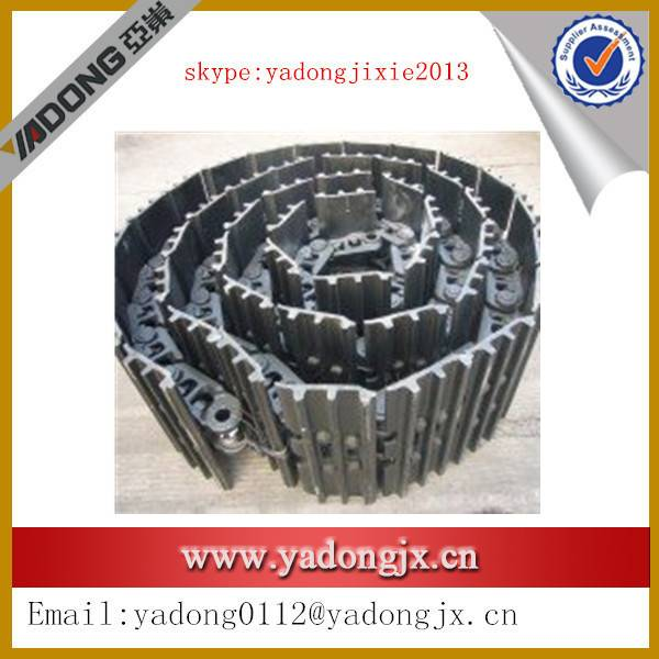 excavator pc200-8 track shoe assy 20Y-32-02060 in stock
