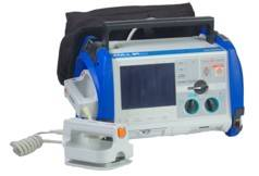 Zoll M Series Biphasic (12-Lead, AED, Pacing, SP02) - Zoll Defibrillators