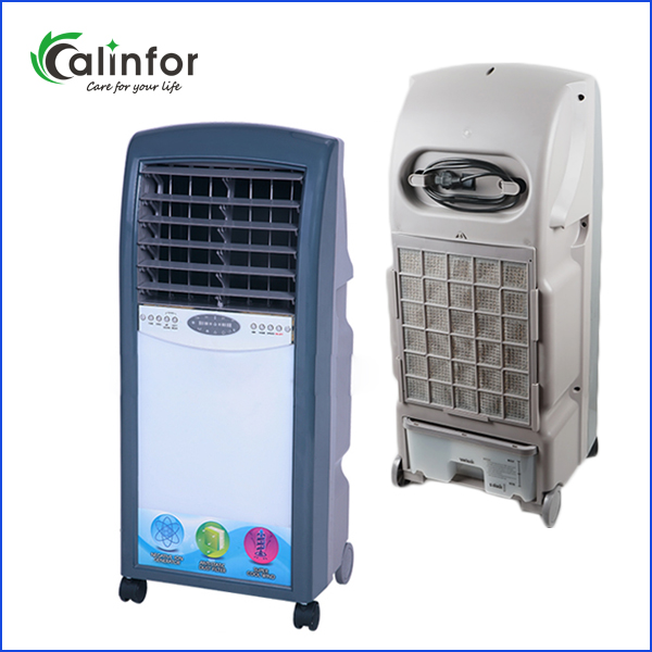 Environment-Friendly Noiseless water portable air cooler fan