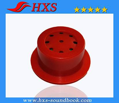 Alibaba Wholesale Custom Plastic ABS Round Voice Box