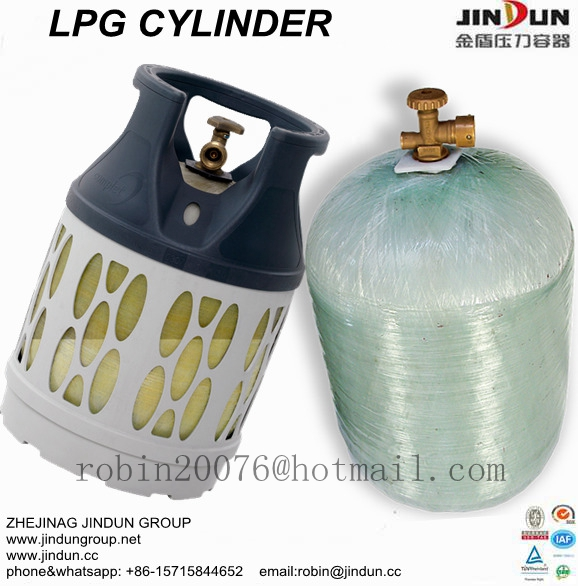 Composite Gas Cylinders, LPG Cooking Gas Bottle and LPG Tank