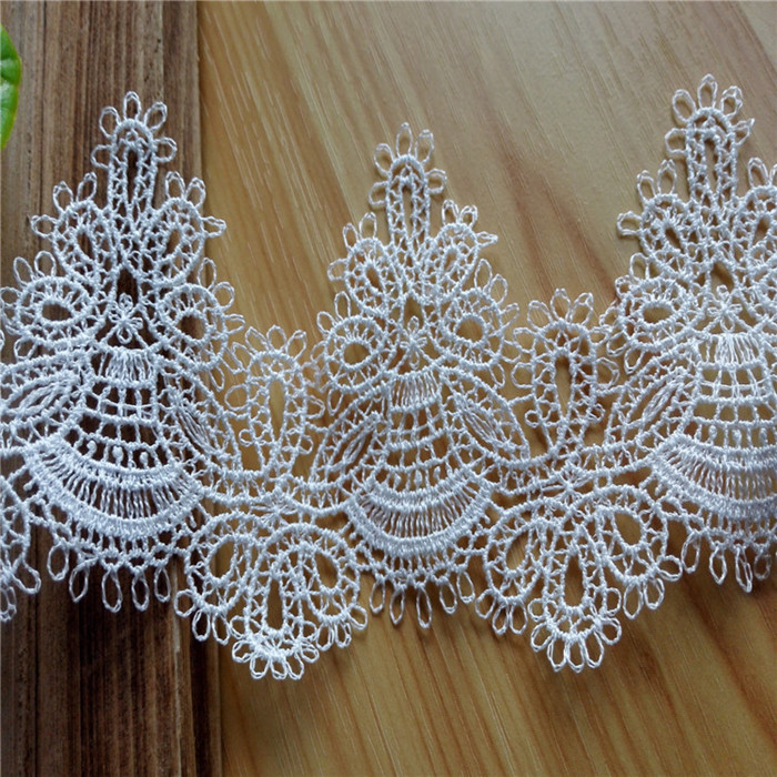 Polyester Water Solubility Lace