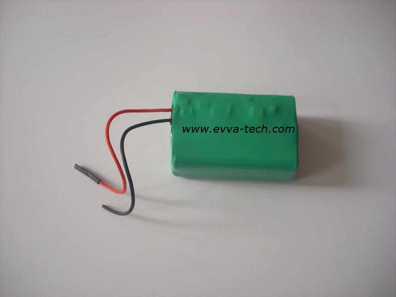 Battery Pack with 103450 cell 7.4V 2000mAh
