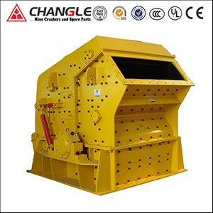 Impact Crusher And Spare Parts