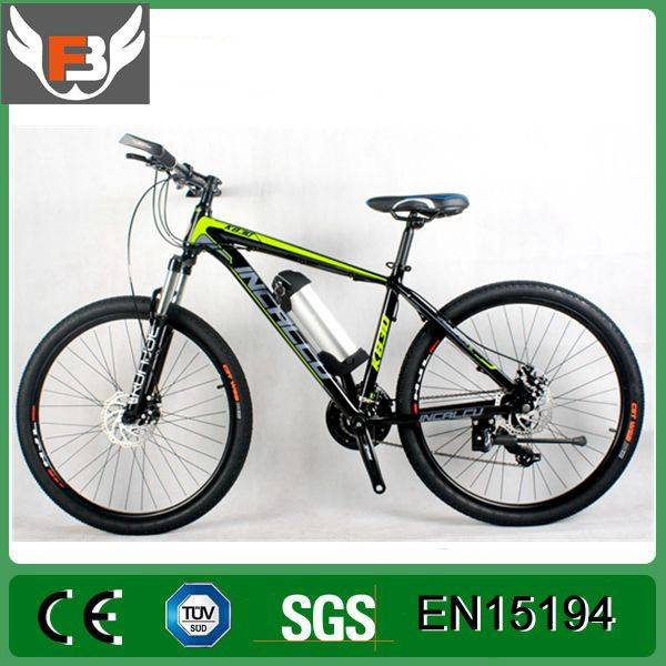 Lithium Battery Aluninum Electric Bike Mountian Electric Bicycle for Popular