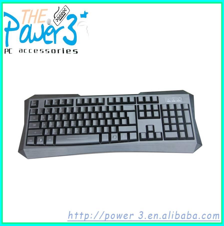 Laptop keyboard arabic typewriter with adjustable stand