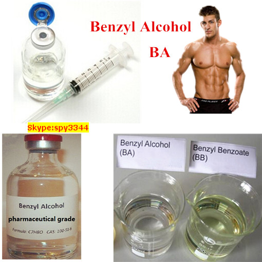 Benzyl Alcohol Ba / Grapeseed Oil Gso / Benzyl Benzoate Bb