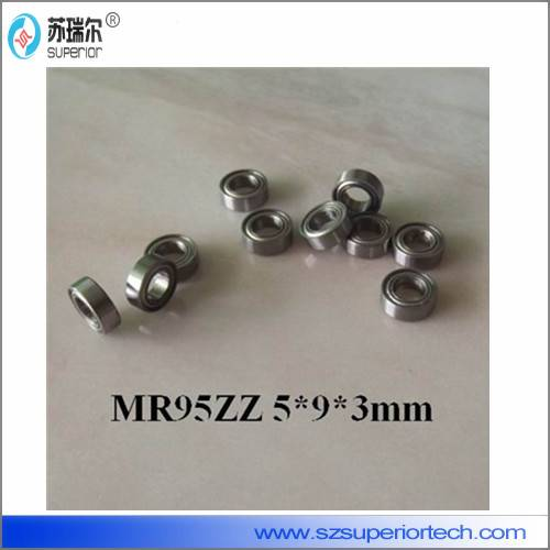 model helicoptermr95zz small ball bearings5x9x3mm