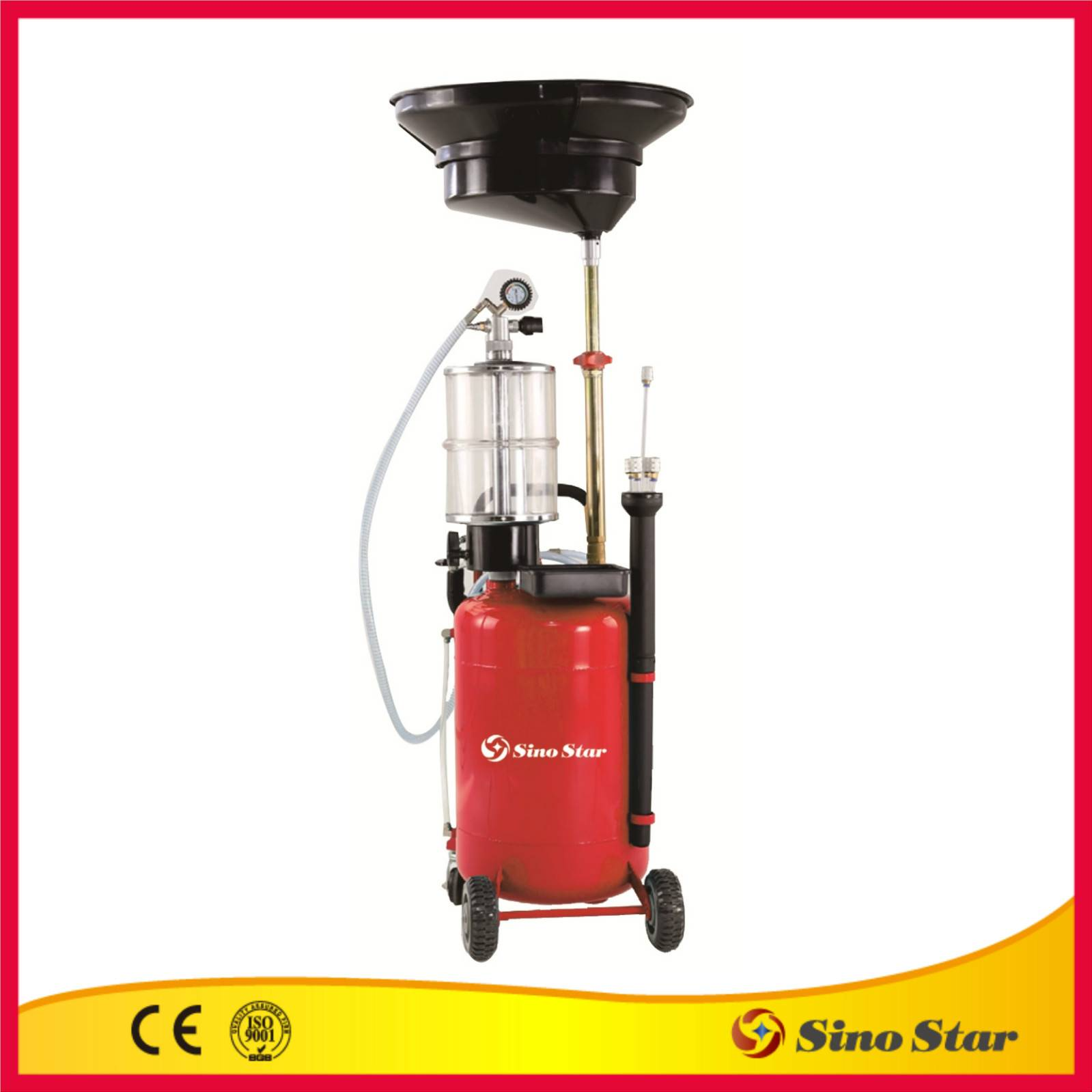 Air Operated Oil Collecting Machine(SS-F44091)