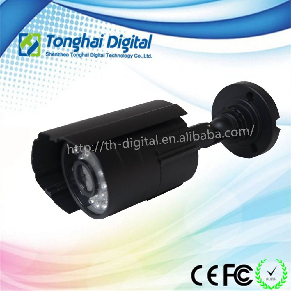 Color  1/3 CMOS 1080TVL new two sided camera