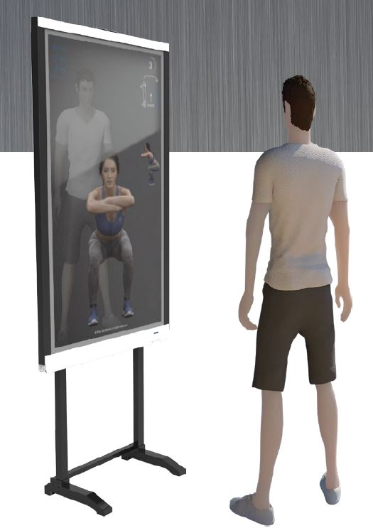 LCD Mirror Series