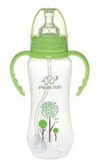 Standard neck PP gourd feeding bottle with handle
