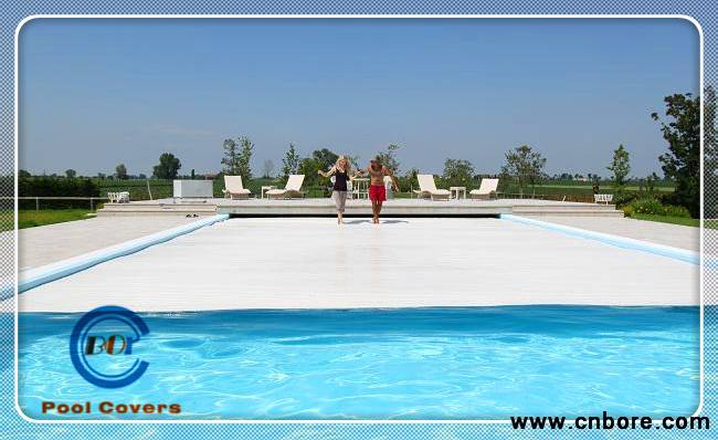 2016 new products anti-UV automatic pool Secure Covers