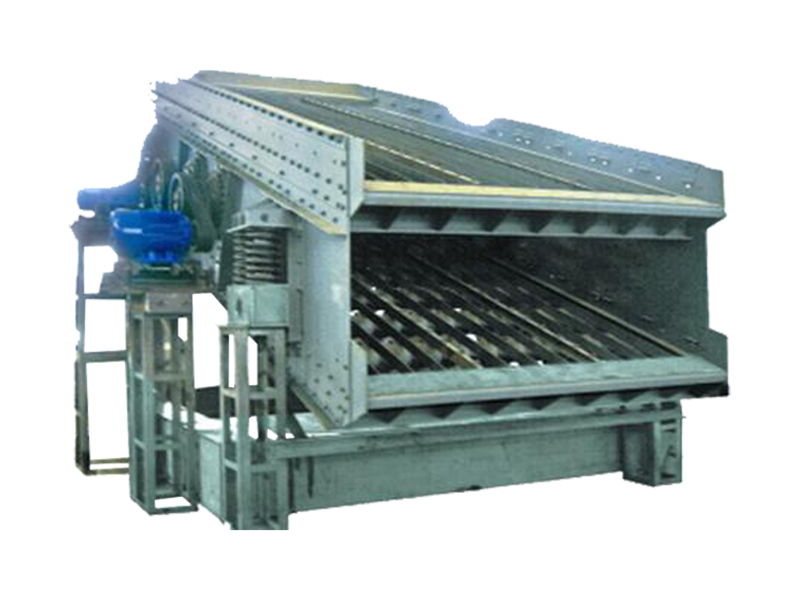 Mobile round vibrating screen in mining and ore industry