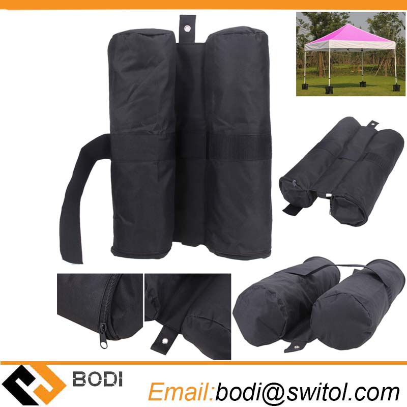 Portable Leg Weights Canopy Sand Bag for Outdoor Camping Pop up Canopy Tent Weighted Feet Bag Sand