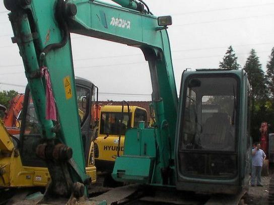 Used Hitachi EX60-3 Crawler Excavator