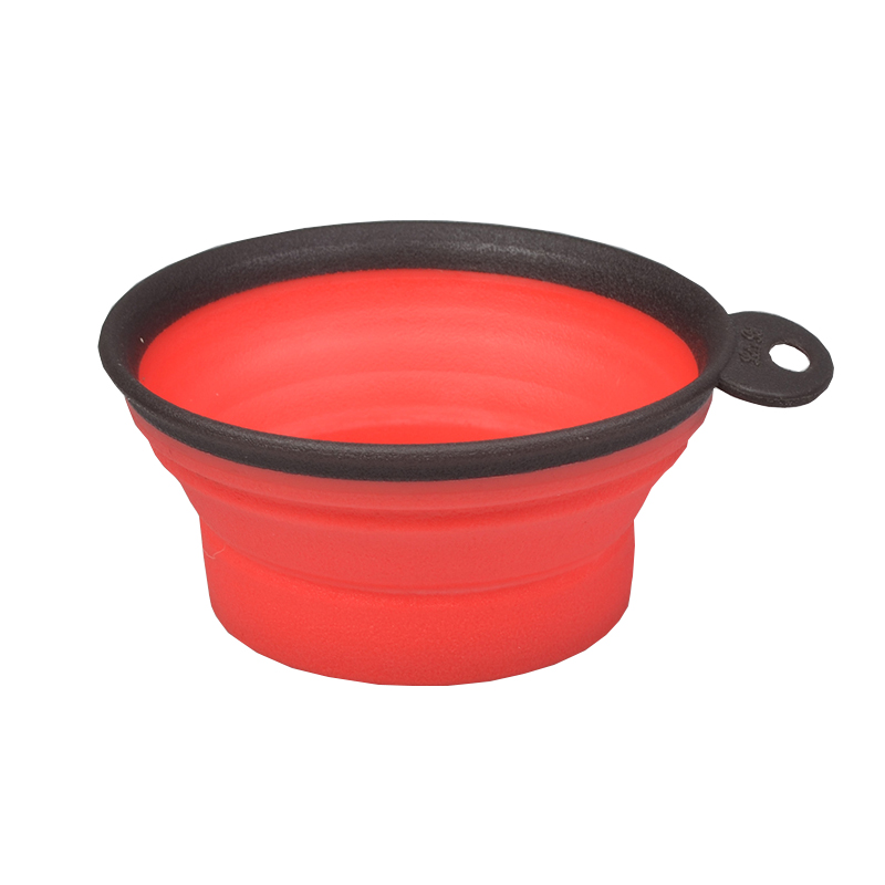 TPE collapsible dog bowl