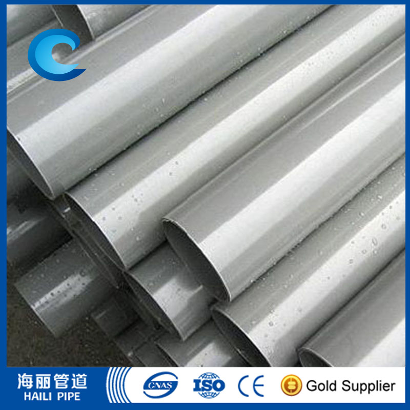 20mm to 800mm pvc pipe list pvc pipe fitting for water supply and irrigation system