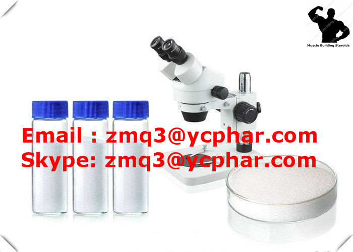 HGH Fragment 176-191 CAS 57773-63-4 for muscle mass Injectable fat loss peptides
