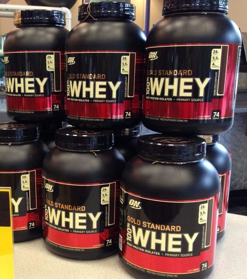 Optimum Nutrition Performance Whey Protein