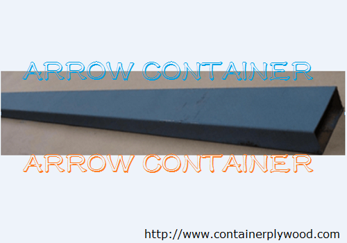 Container parts- shipping container door edge membre