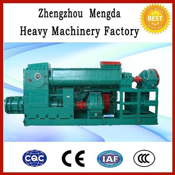 Compact vacuum brick machine company in India