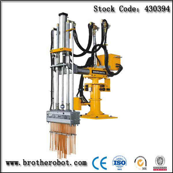 Automatic welding robot Vertical Sprayer Machine Die -casting machine