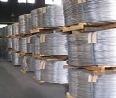Aluminum Wire rod for EG