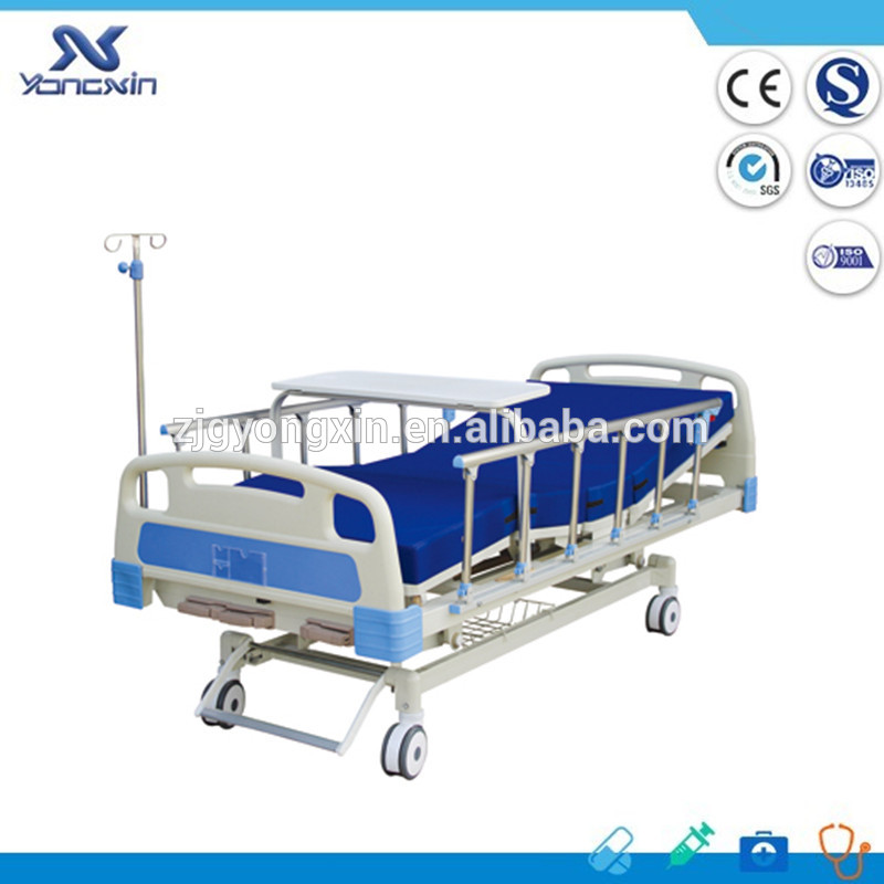 YXZ-C-003A good quality manuel hospital bed