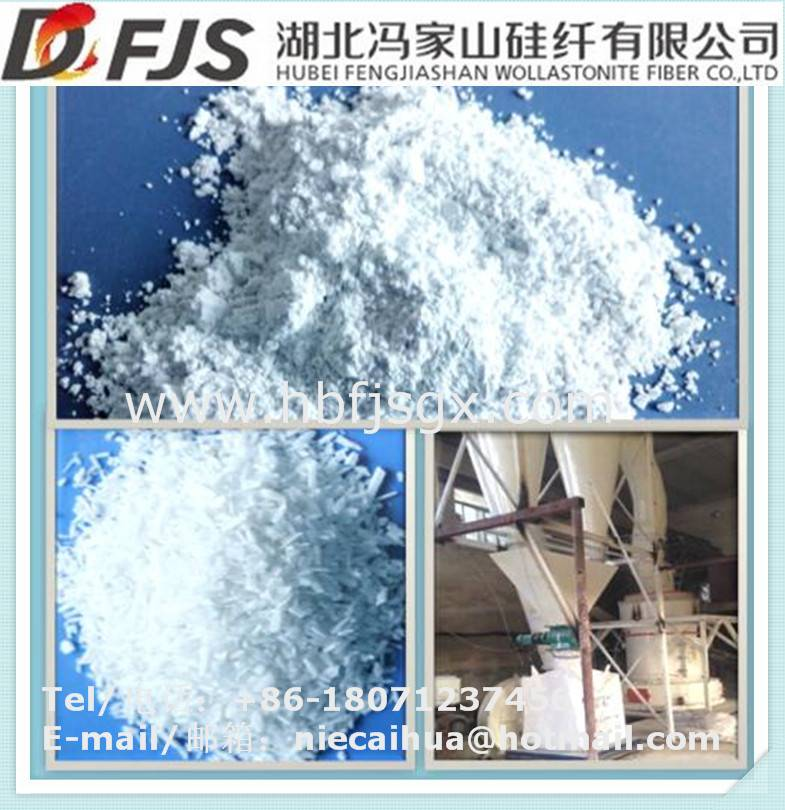 wholesale Various Grade widely application Casio3 Granular Wollastonite Powder