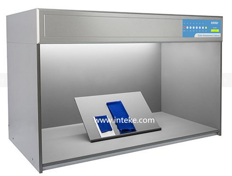 INTEKE Color Assessment Cabinet / Color Control Cabinets/ Color Light Booth / Color Viewer