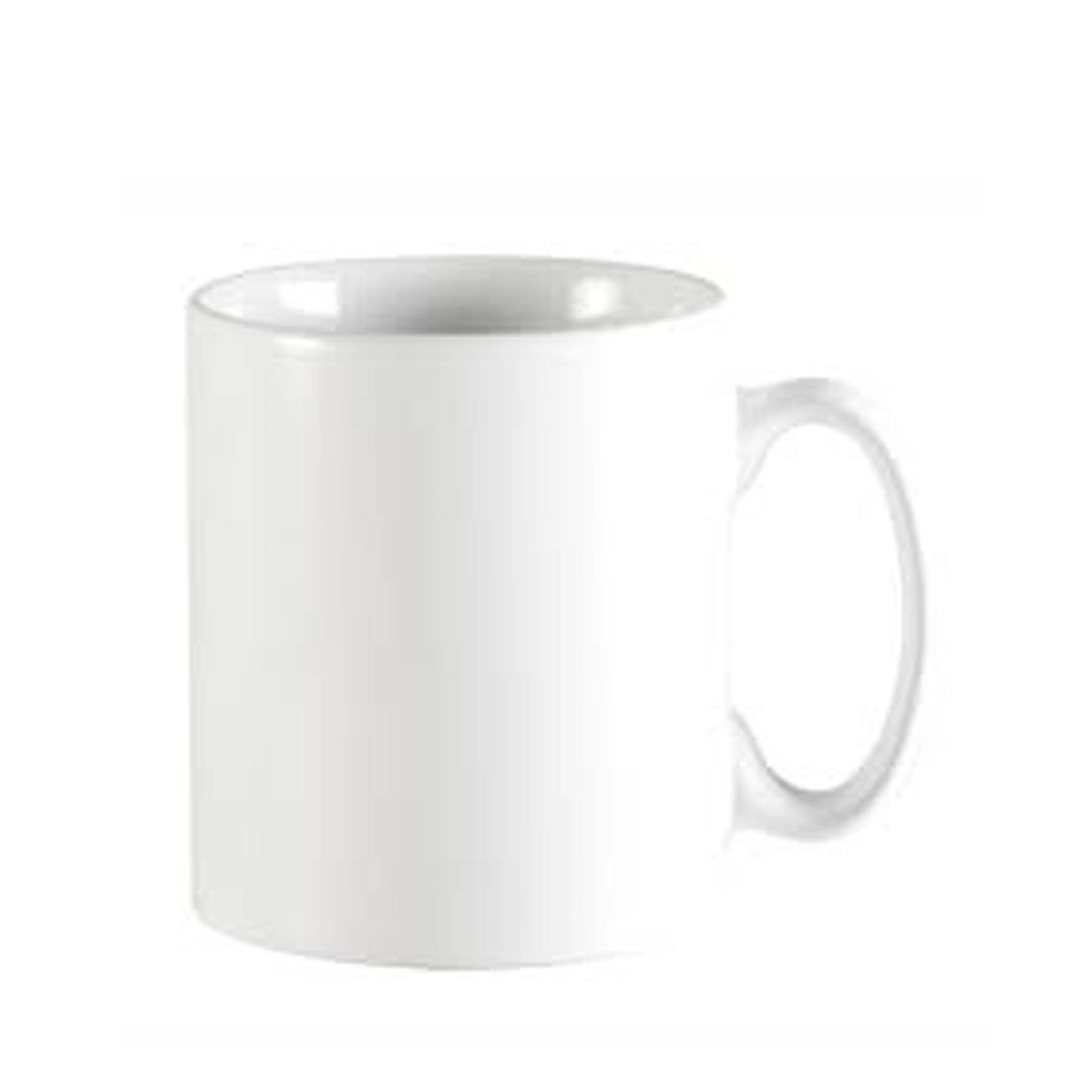 11OZ White Mugs for Sublimation