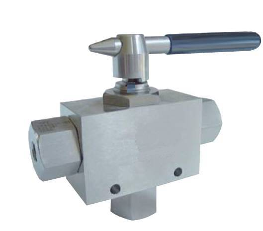 High Pressure Ball Valves up to 20,000 PSI