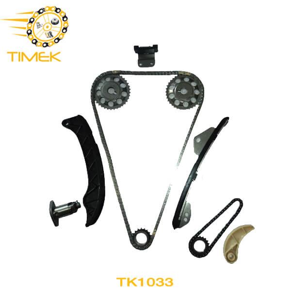 TK1033 Toyota 1ZR-FE 1ZR-FAE 2ZR-FAE 2ZR-FE 2ZR-FXE Timing Chain Gear Kit Changsha TimeK Industrial