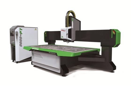 LD-6000 Acrylic High Light Machining Center