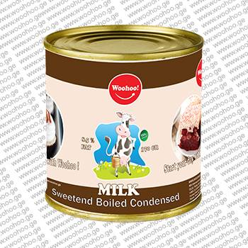 Sweetened Condensed Boiled Milk Product