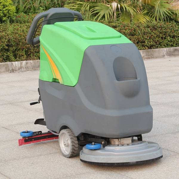 battery powered electric floor washer for house