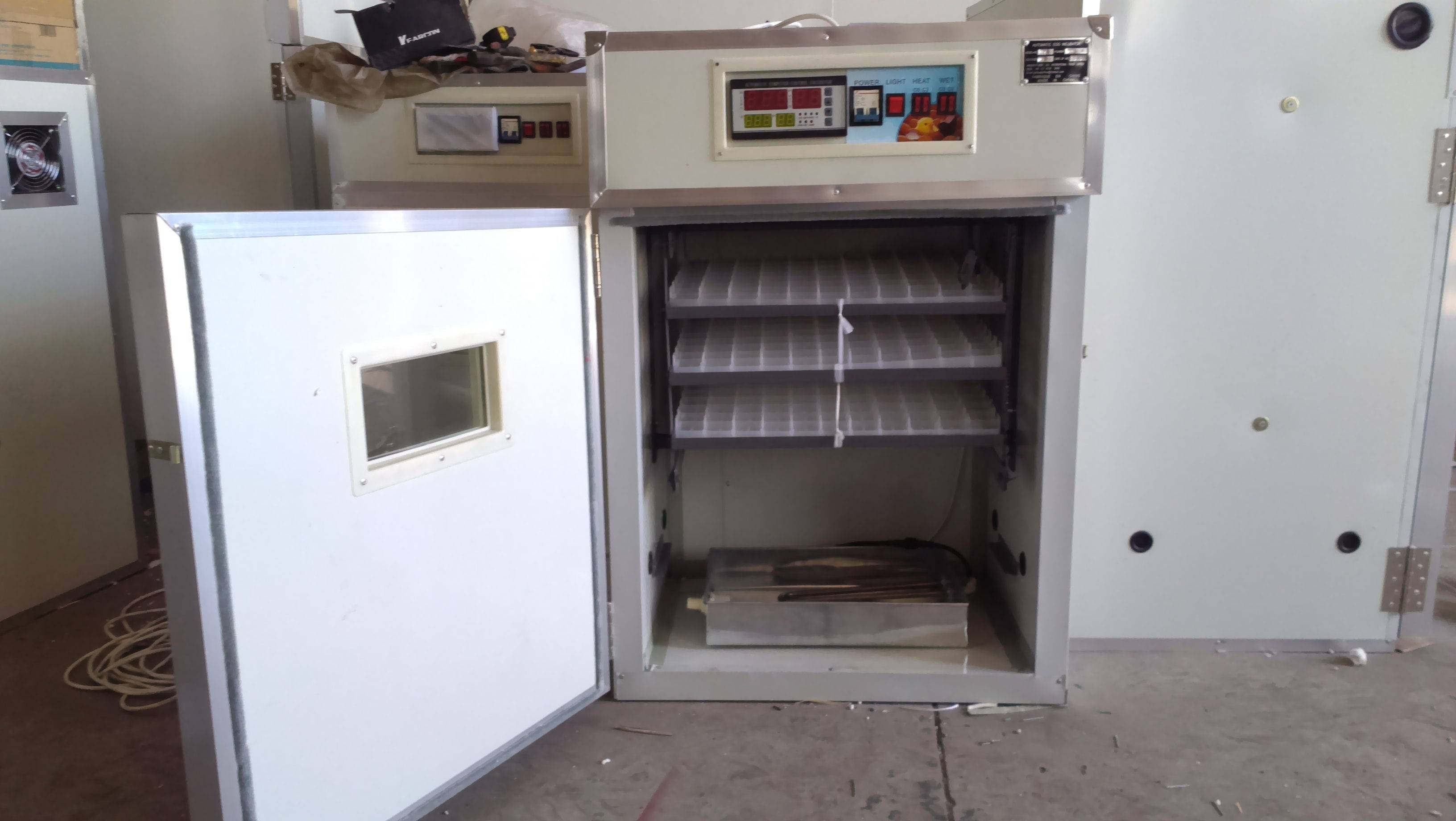 best price fully automatic egg incubator