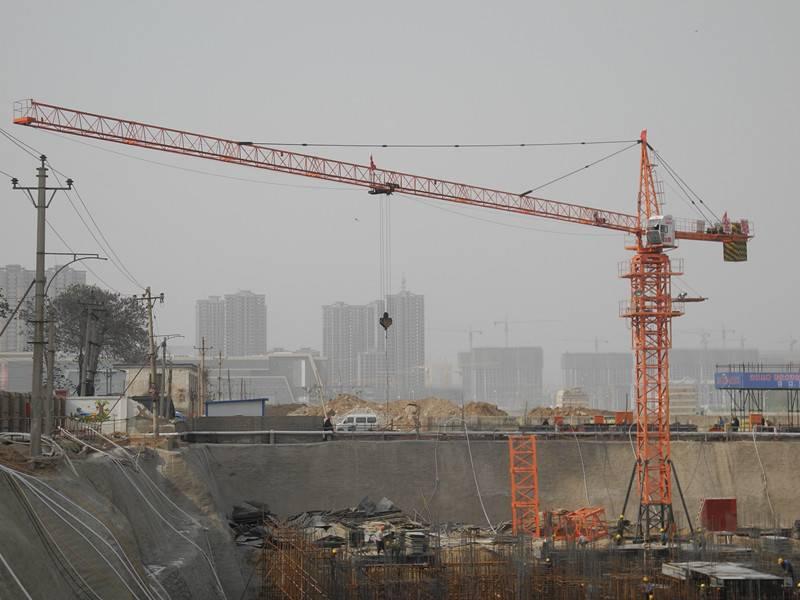TC5013 tower crane
