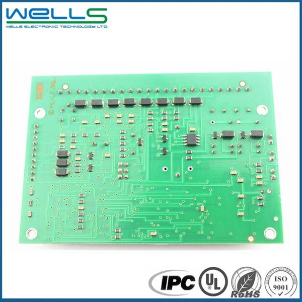 Lead Free Hasl Material Multilayer Instrument Fr4 Rohs PCB Board
