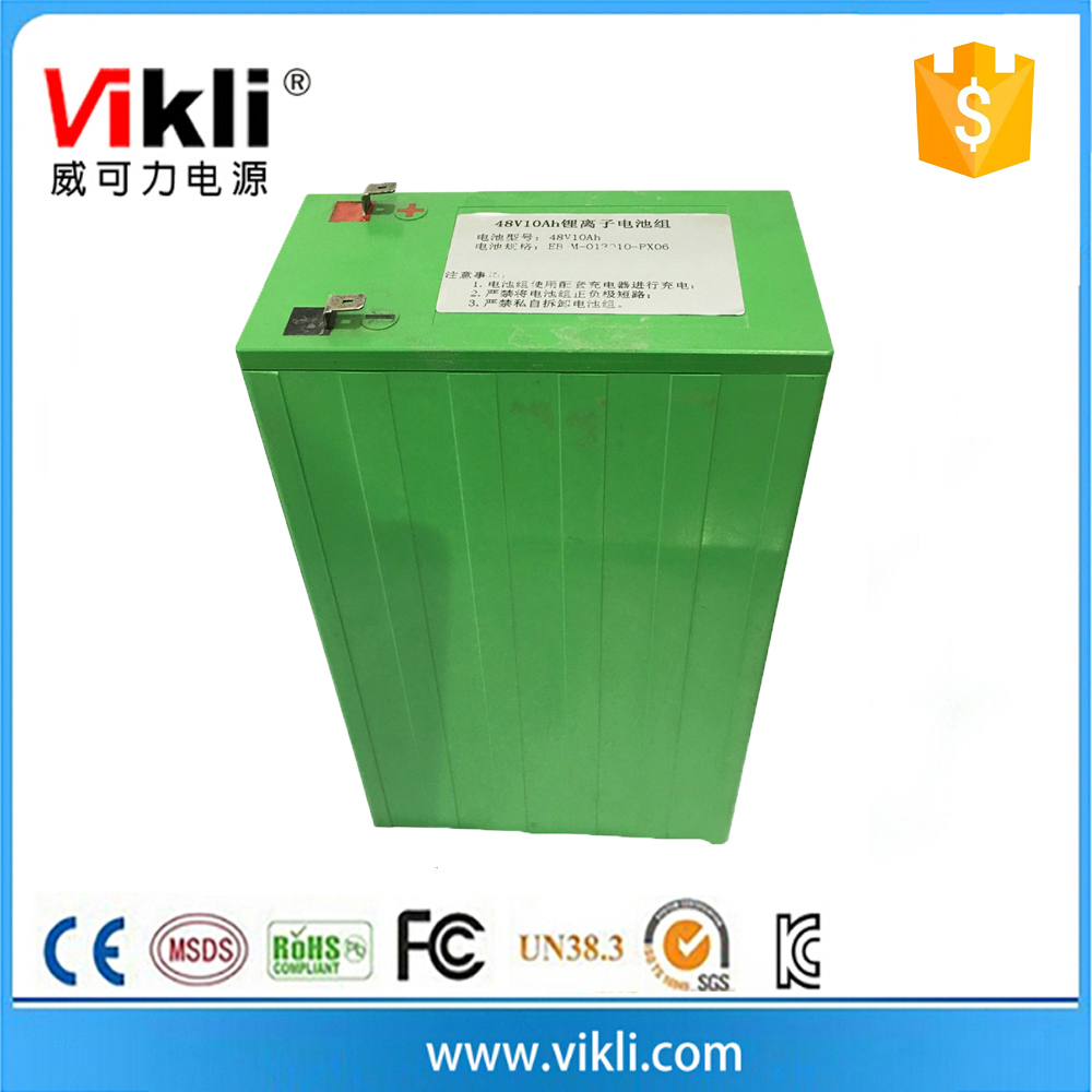 48V deep cycle battery 10AH for home solar system