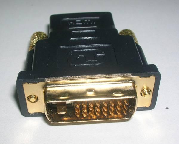 HDMI AF-DVI(24+1)M adapter