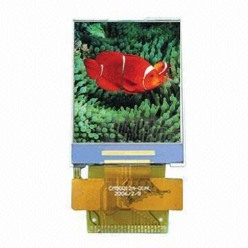 128 x 160 Dots, 1.8-inch CSTN LCD Module