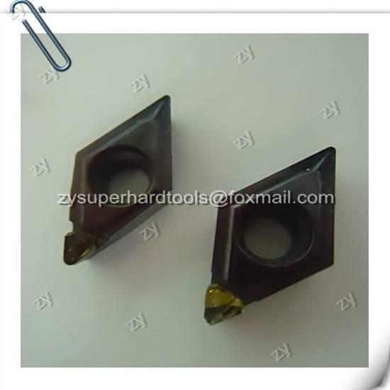 Single crystal diamond polishing cutters,ND inserts
