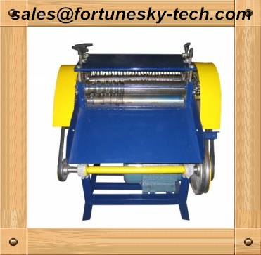 Scrap Wire Cable Stripping Machine FS-918KOB